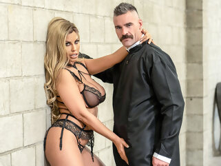 Bridgette B - Father Karl - ToughLoveX porntv big ass big tits blonde