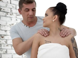 Full Service Massage Vol. 8 Scene 1 featuring Steve Q, Jennifer Mendez on MileHighMedia porntv big ass brunette czech