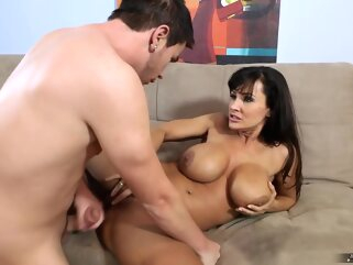 Lisa Ann Wins Lots Of Awards For Porn Fucking porntv big ass big tits hd