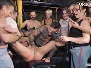Sexy Rough BDSM Erotic Play For Busty Blonde porntv big tits blonde bdsm