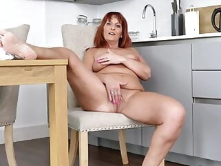 The rouse of my granny fetish 0341 porntv mature redhead granny