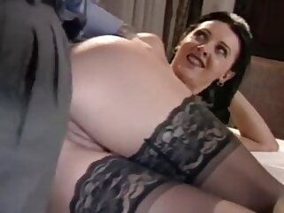 Grazie Zia Fruit Italien porntv anal facial stockings