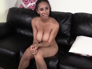 Busty Beauty porntv american big tits casting