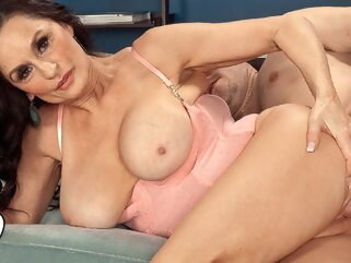 The Hard Sell - Rita Daniels and John Strange - 50PlusMILFs porntv big ass big tits brunette